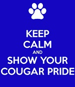This is the image for the news article titled Cougar Nation Football Pride